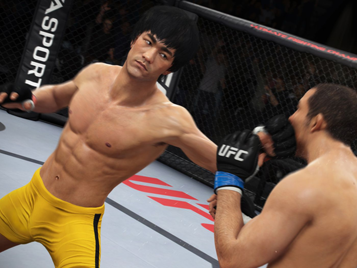 Bruce Lee Is Back In The Ufc Here S How To Unlock Him Polygon