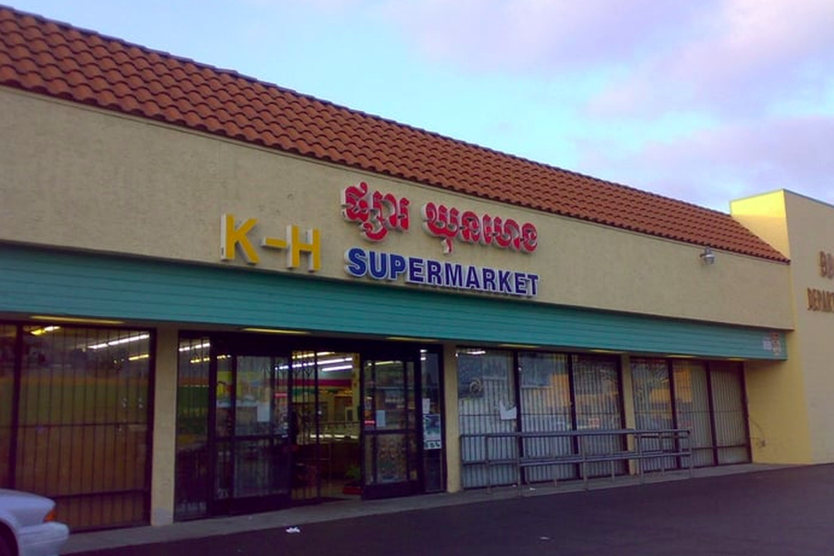 K H Supermarket In Long Beach Linny Via Yelp
