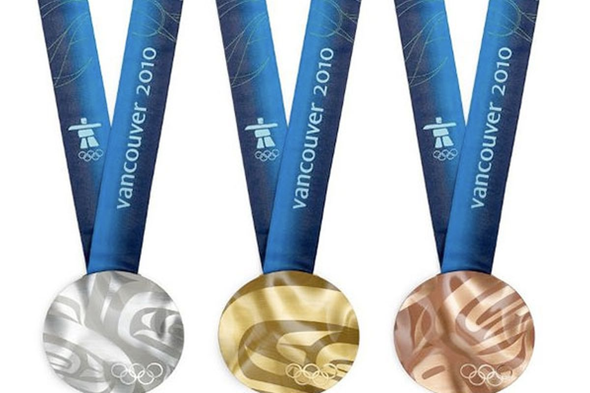 """All of these, plus one more silver!  via <a href=""""http://www.thedonutproject.com/wp-content/uploads/2009/10/vancouver-olympic-medals-2.jpg"""">www.thedonutproject.com</a>"""