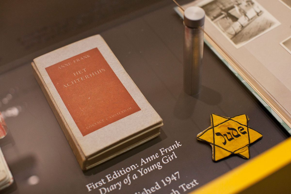 Anne Frank S Diary Is Now Free To Download Despite