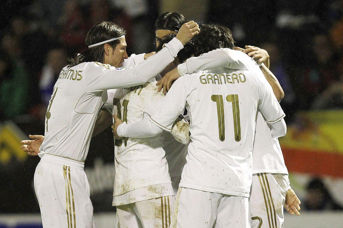 Ponferradina v Real Madrid - Copa del Rey