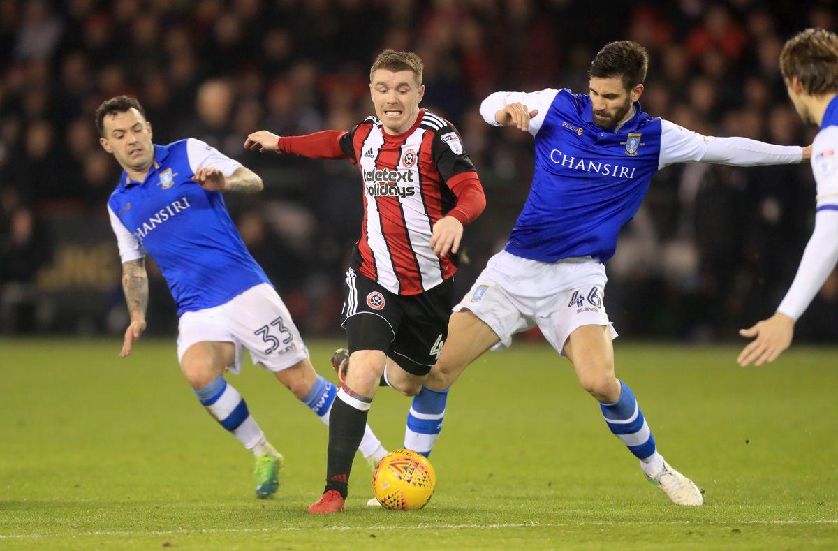 Sheffield United v Sheffield Wednesday - Sky Bet Championship - Bramall Lane