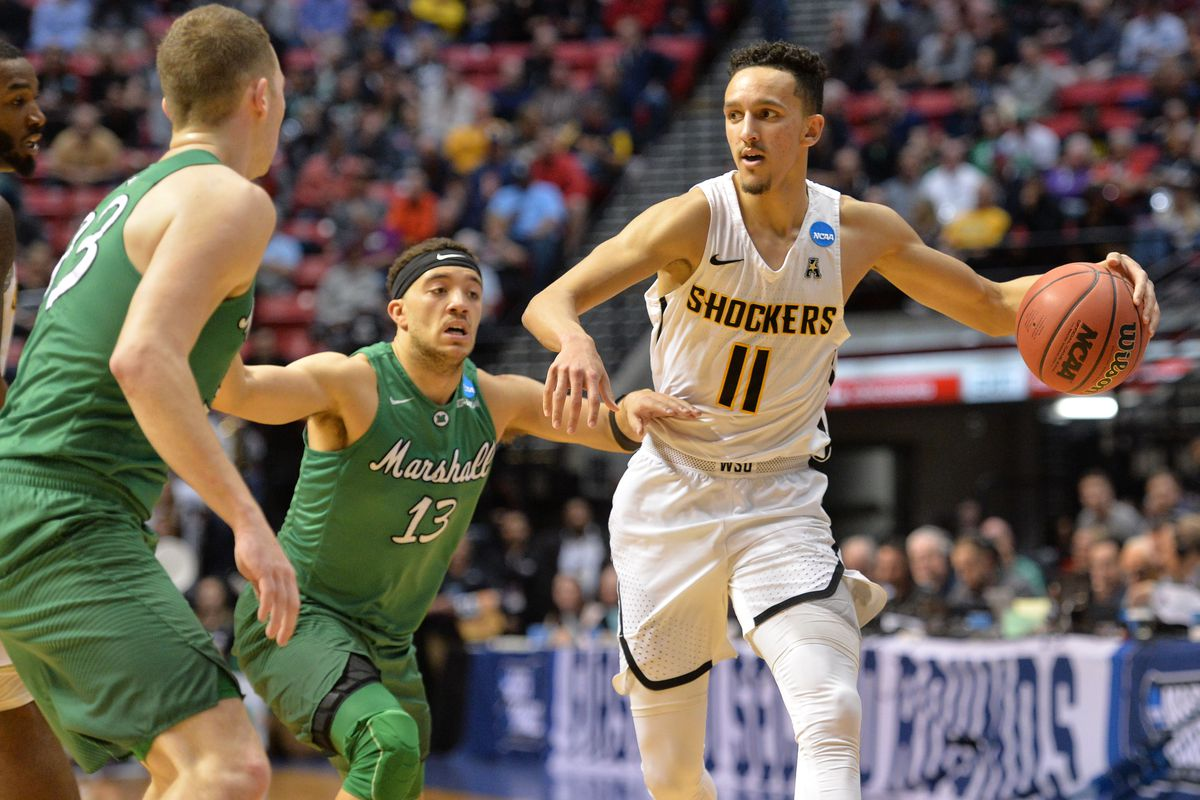 new style a1305 7b2f3 Sixers select Landry Shamet with 26th overall pick - Liberty ...