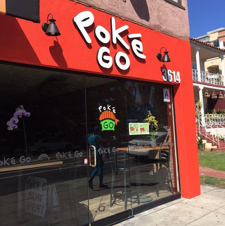 Poke Go