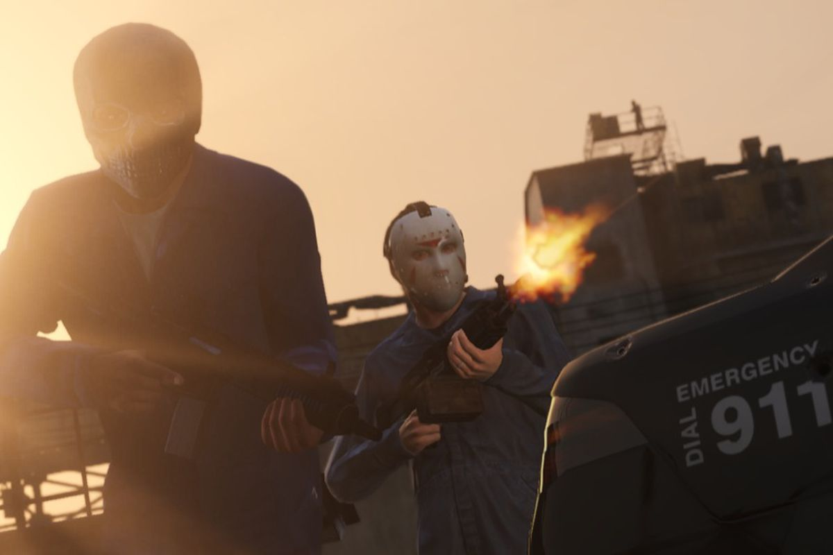 is grand theft auto 5 based on los angeles
