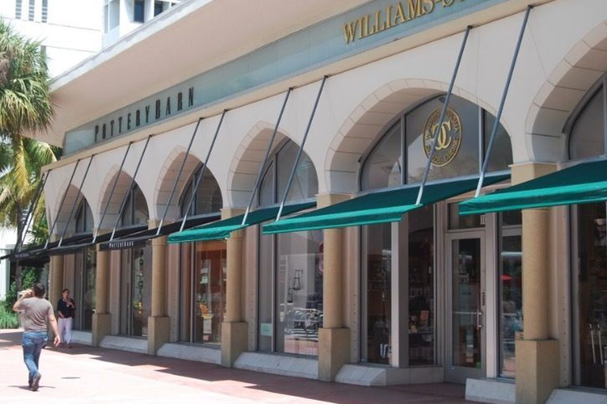 """Arthur Marcus/Sender Building Historic Resources Report via <a href=""""http://miami.curbed.com/archives/2015/02/23/nike-store-replacing-lincoln-road-pottery-barn.php"""">Curbed Miami</a>"""