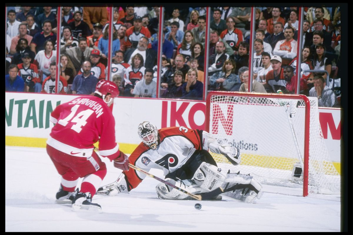 Red Wings V Flyers