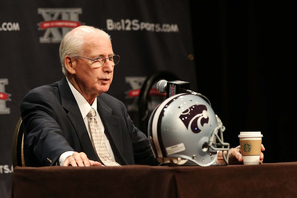 It's a good thing Coach Snyder had his coffee with him, or he might not have been so nice.