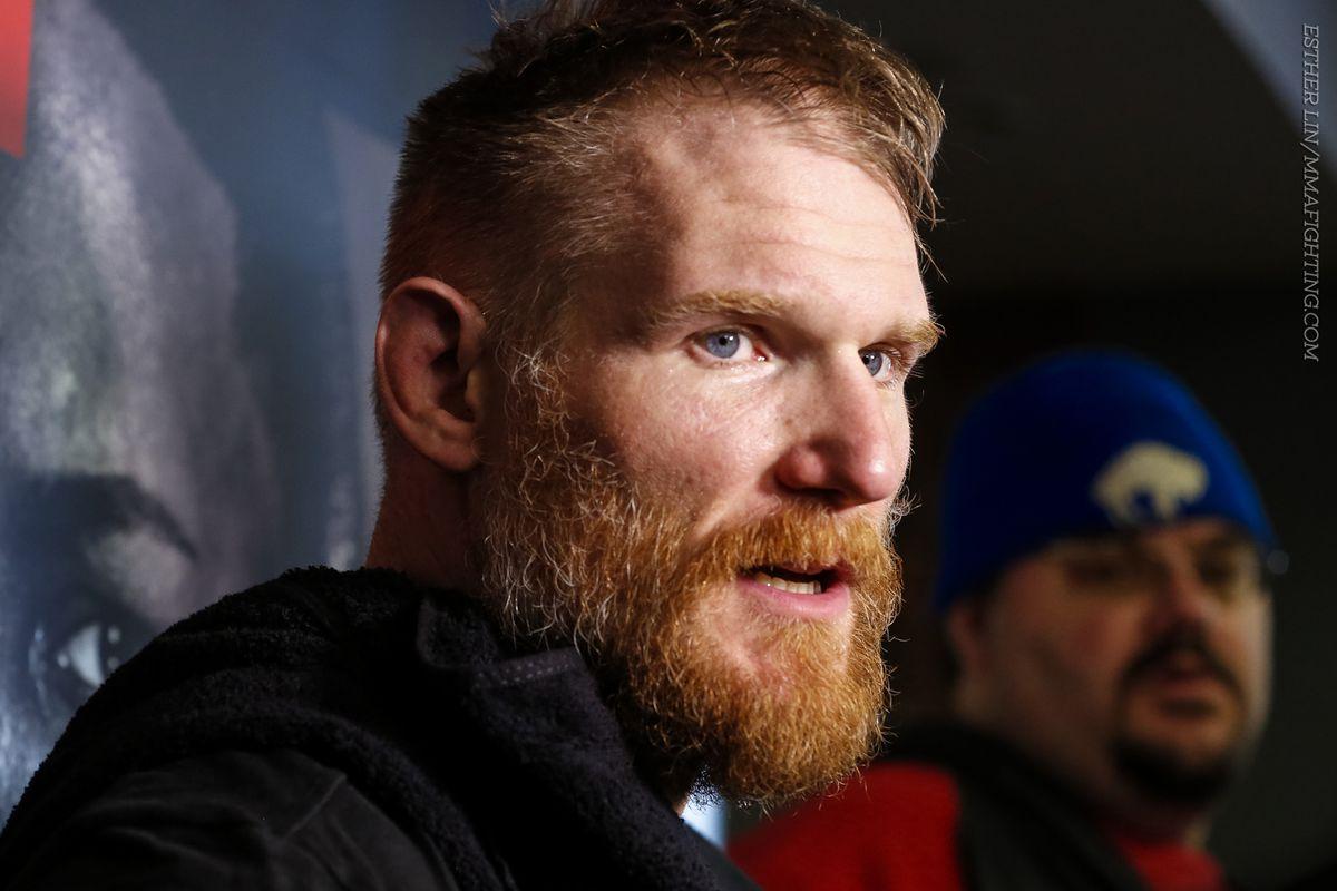 0cf9f5f04c670 Josh Barnett confirms UFC departure - MMA Fighting