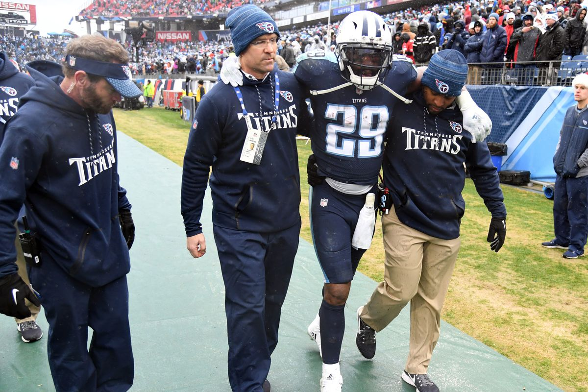 Titans RB Derrick Henry Angry With