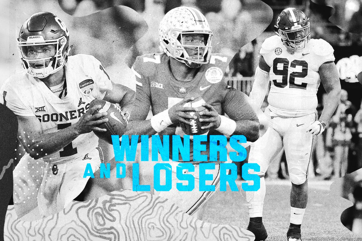 NFL Draft results: 8 winners and 5 losers from Thursday's