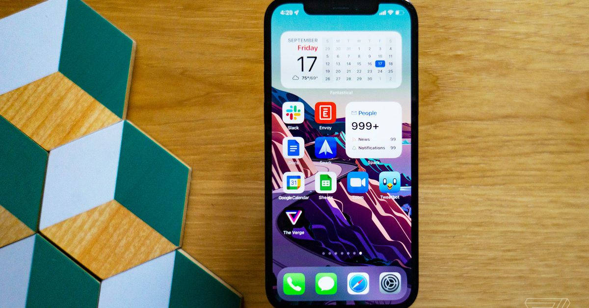 iOS 15 has arrived, but we're still waiting for some new features