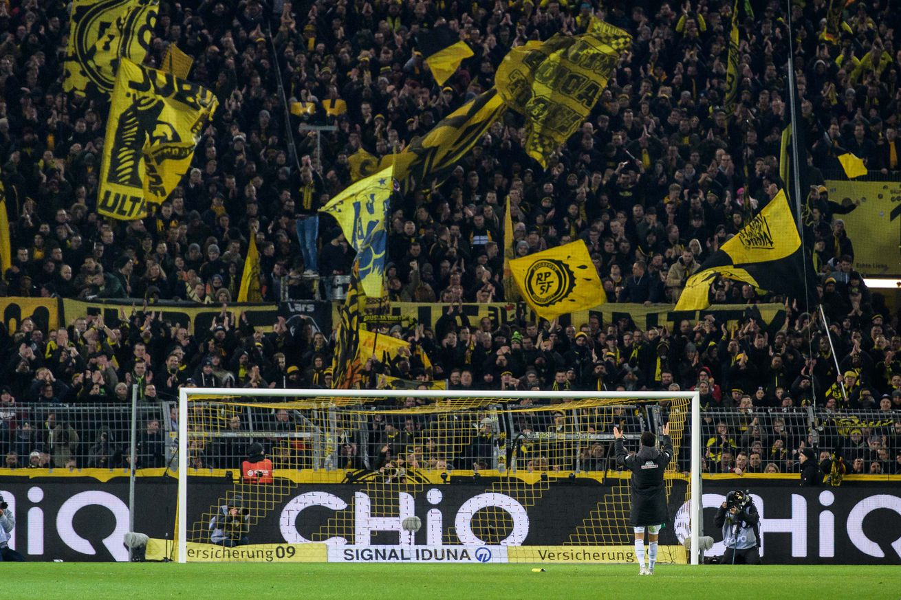 The Daily Bee (January 18th, 2019): The Bundesliga is back!