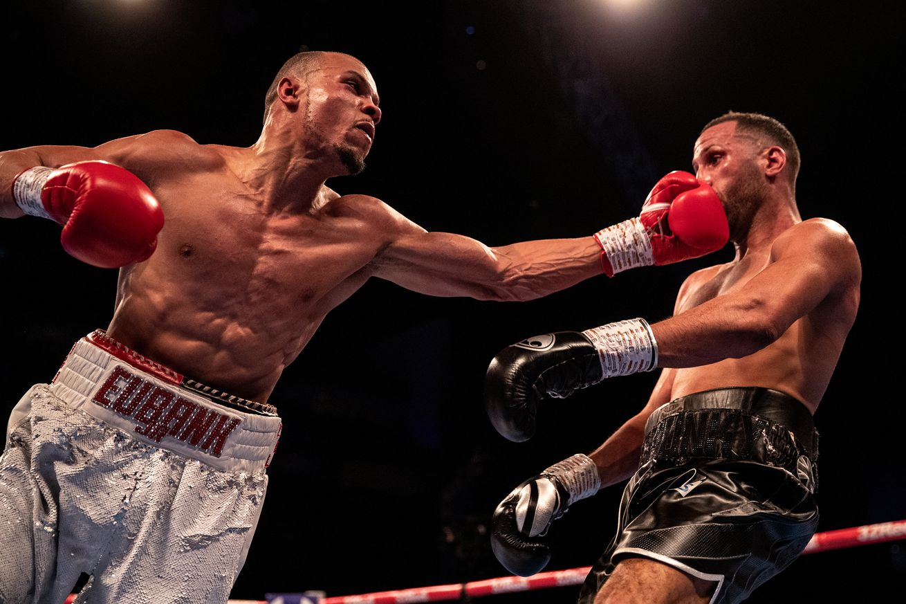 1131774598.jpg.0 - Eubank Jr. tests the waters with trainer Virgil Hunter