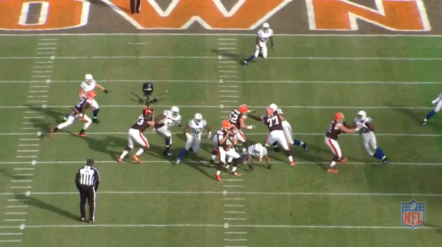 Week 14 Offense (7) - DQ Gets to Hoyer