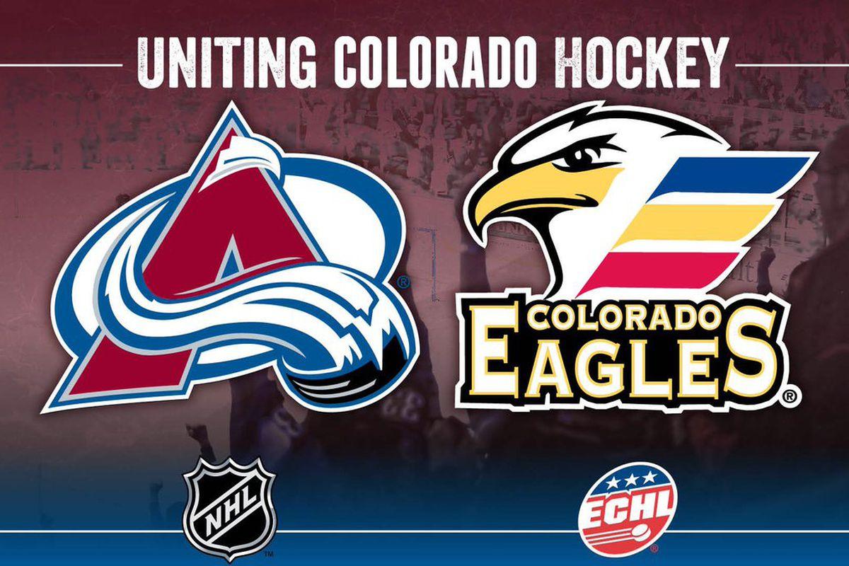 Colorado Eagles Officially Announced As Colorado Avalanche Ahl