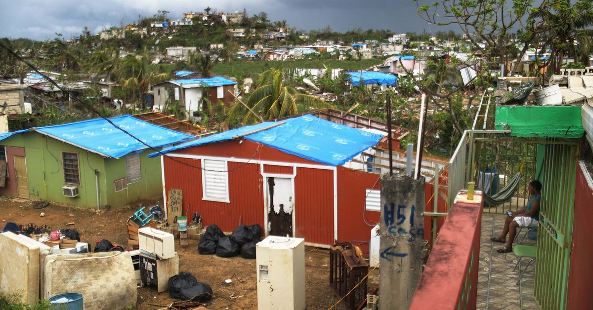 Rebuilding Puerto Rico after Hurricane Maria - Curbed