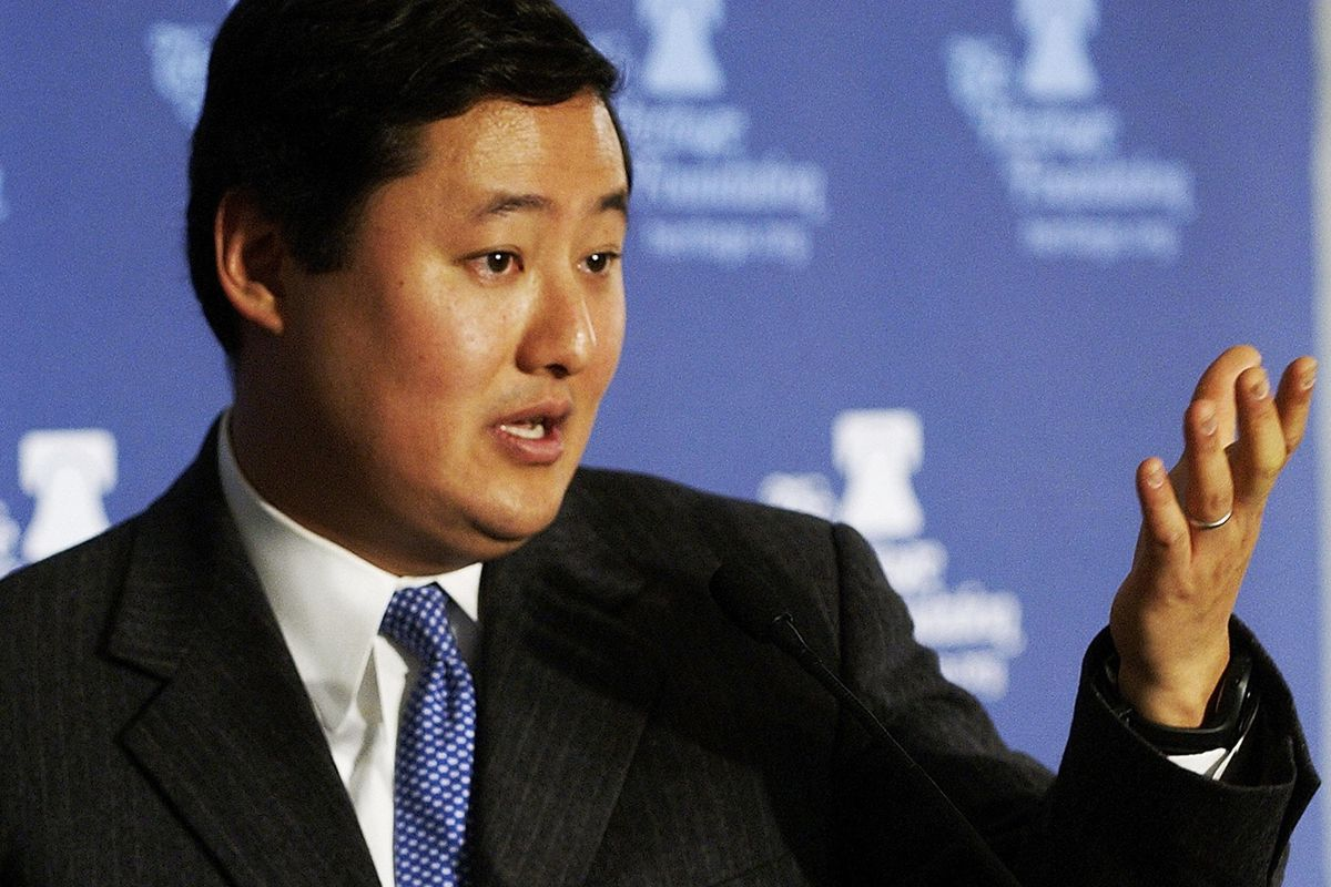 """John Yoo authored the """"torture memos"""" for the Bush administration."""
