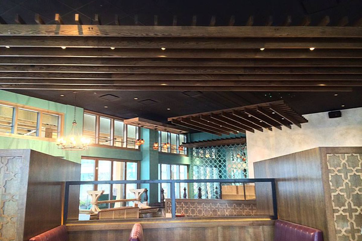 Gypsy Kitchen Is Now Open In Buckhead Atlanta Eater Atlanta