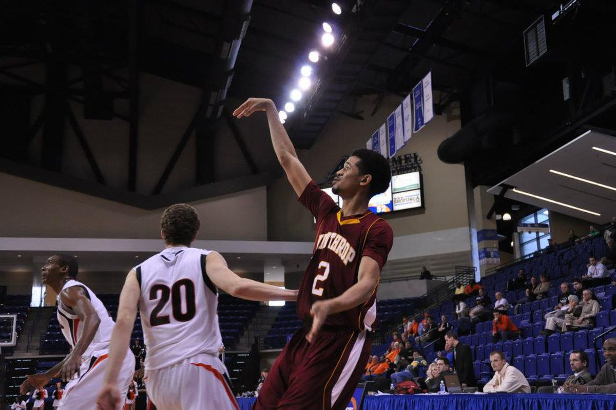 Winthrop and Gideon Gamble will seek to play spoiler against Ohio State.