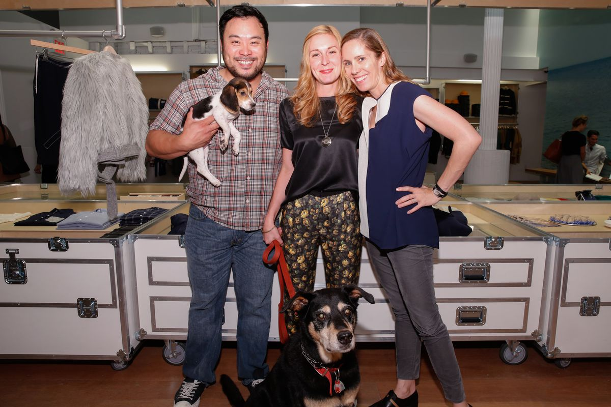 Band Of Outsiders And Bon Appetit Magazine Celebrate The Opening Of Milk Bar Soho With Band Of Outsiders' First 'Dog Daze' Event