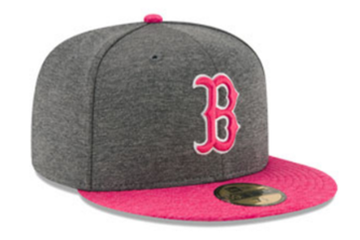 MLB unveils Red Sox special event hats and jerseys for 2017 - Over ... 74e536af888