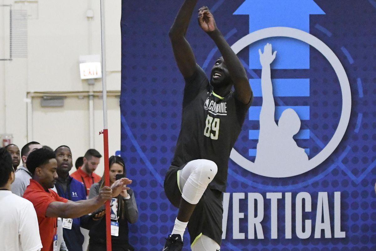 NBA: NBA Draft Combine