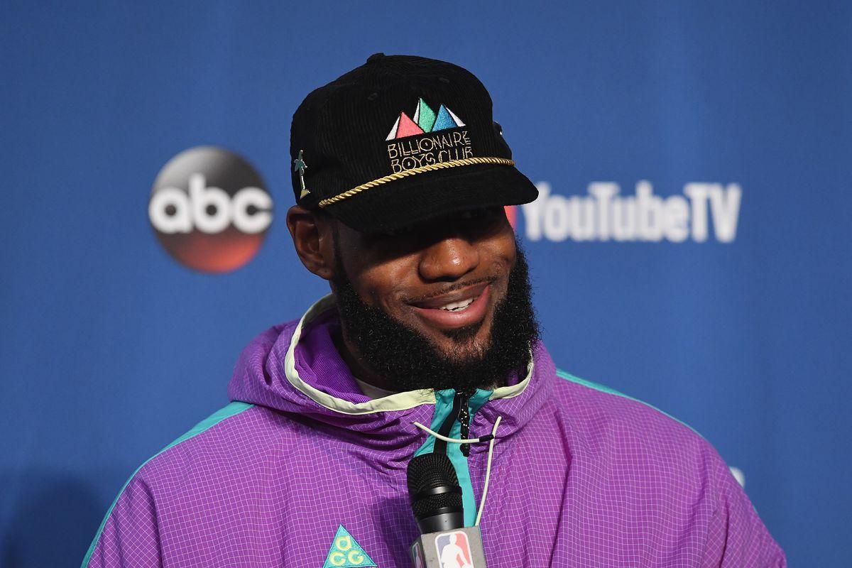 f14ee3c5cbd8 Lakers News  LeBron James set to produce