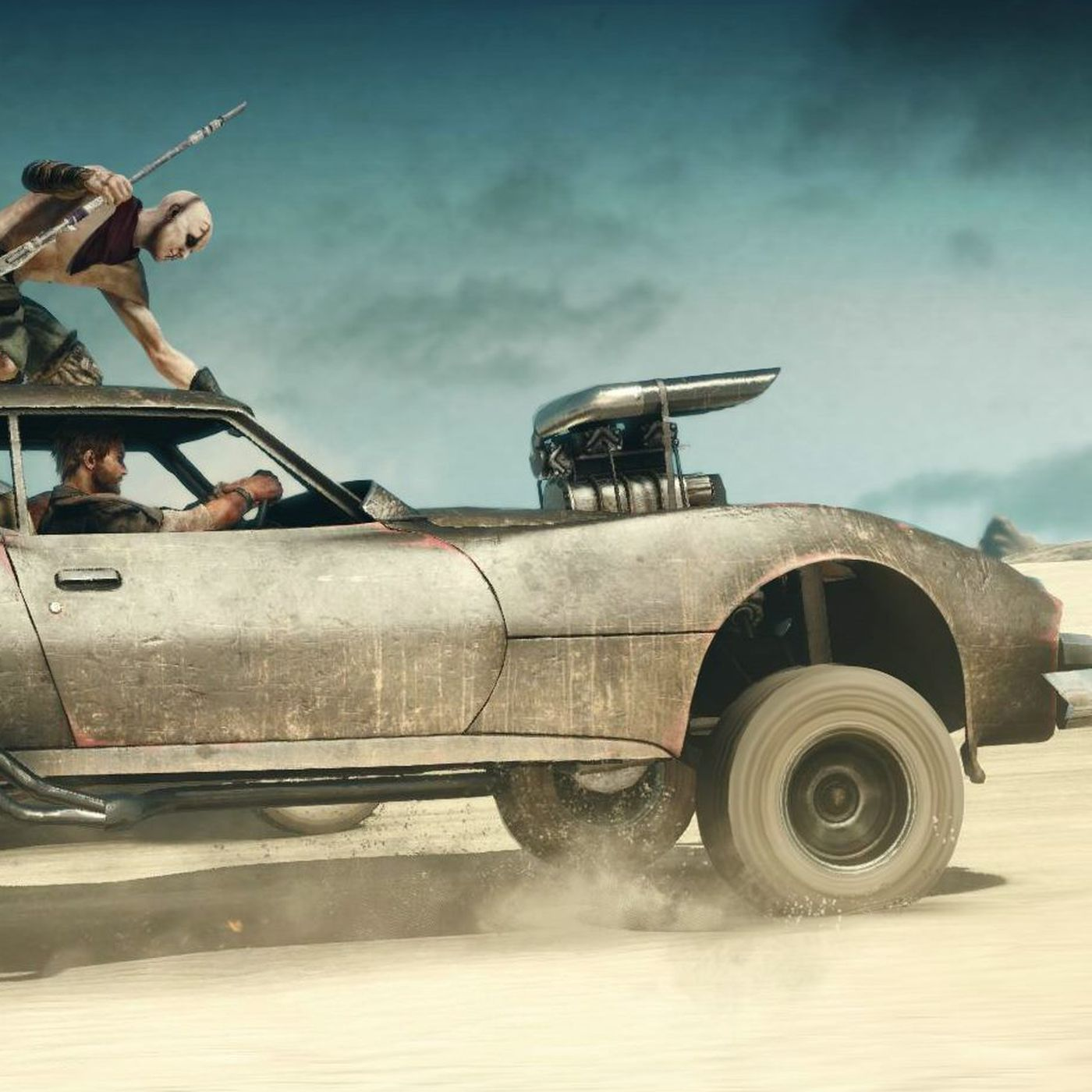 The Mad Max video game is, in its very design, anti-fun