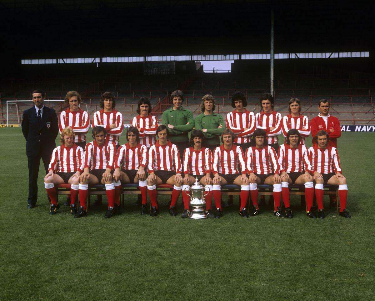 Soccer - Sunderland AFC Photocall - Roker Park
