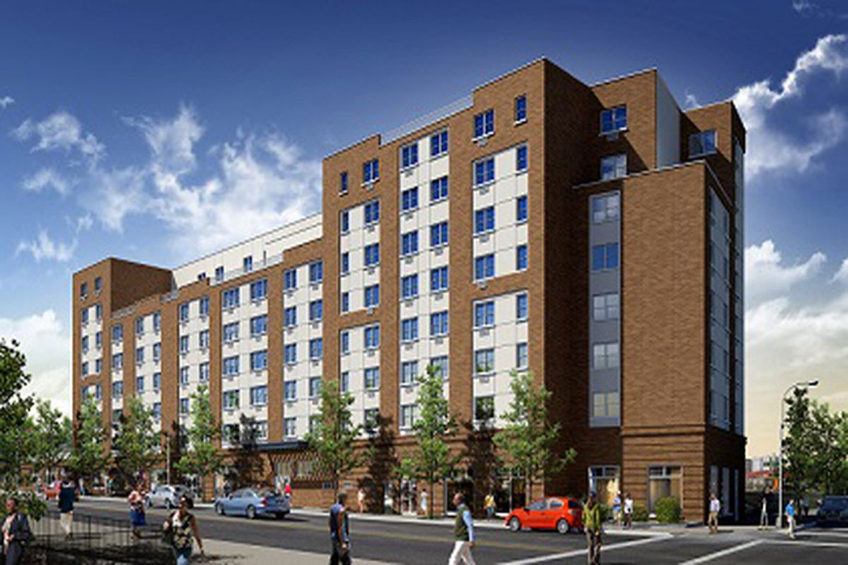 South Bronx's Crotona Terrace affordable housing opens its ...