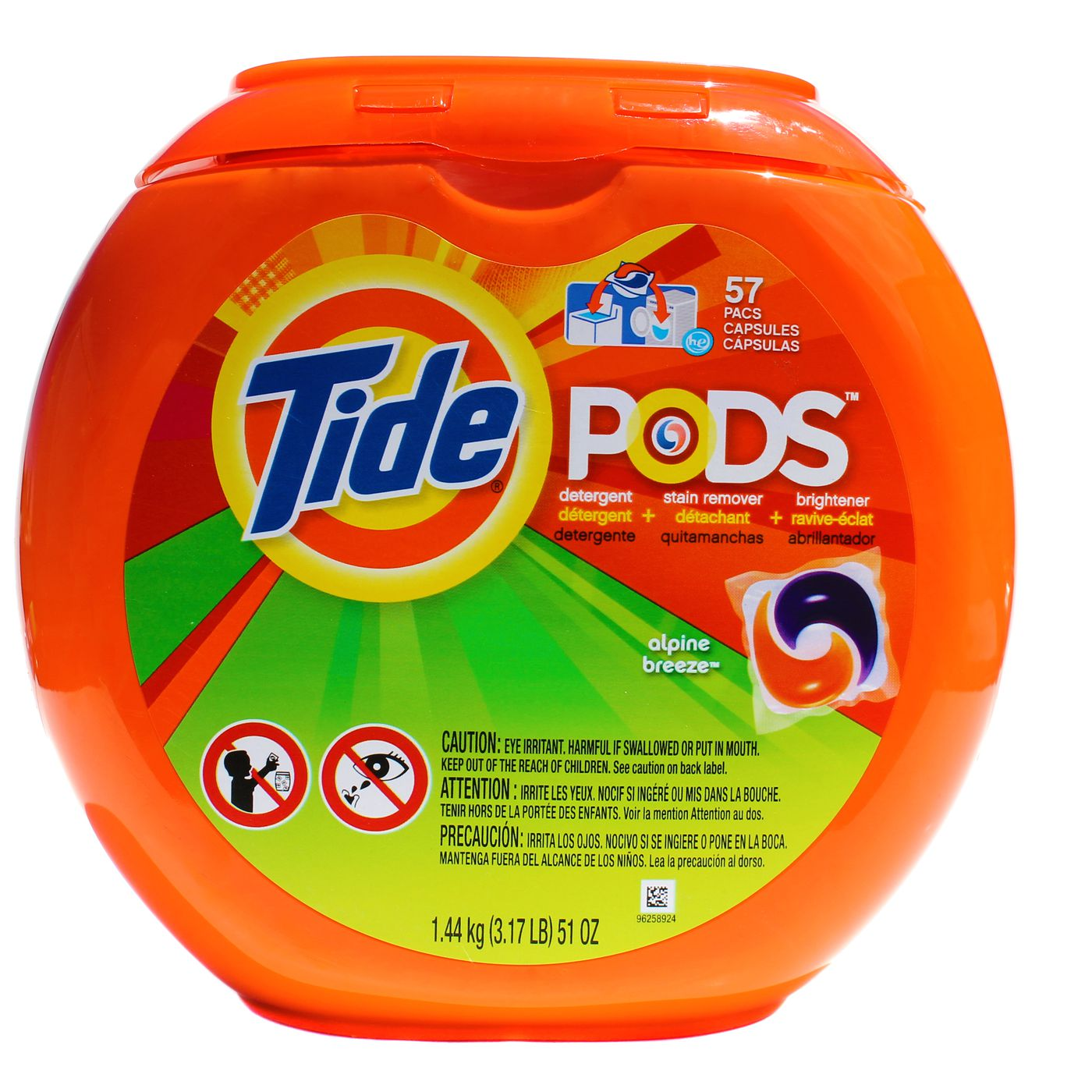 Don't try the Tide Pod Challenge, despite the memes  But