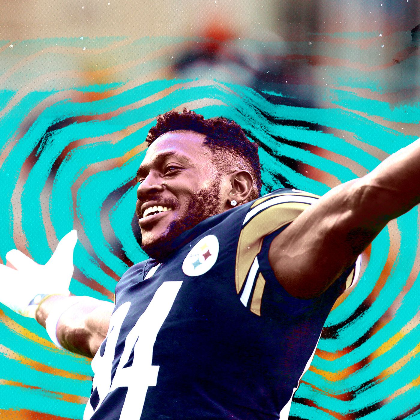 5d40192b All 31 NFL teams that could trade Steelers for Antonio Brown, ranked ...