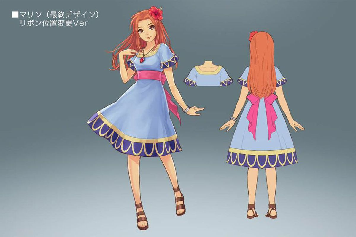 Marin From Link S Awakening Coming To Hyrule Warriors Legends As Dlc Polygon