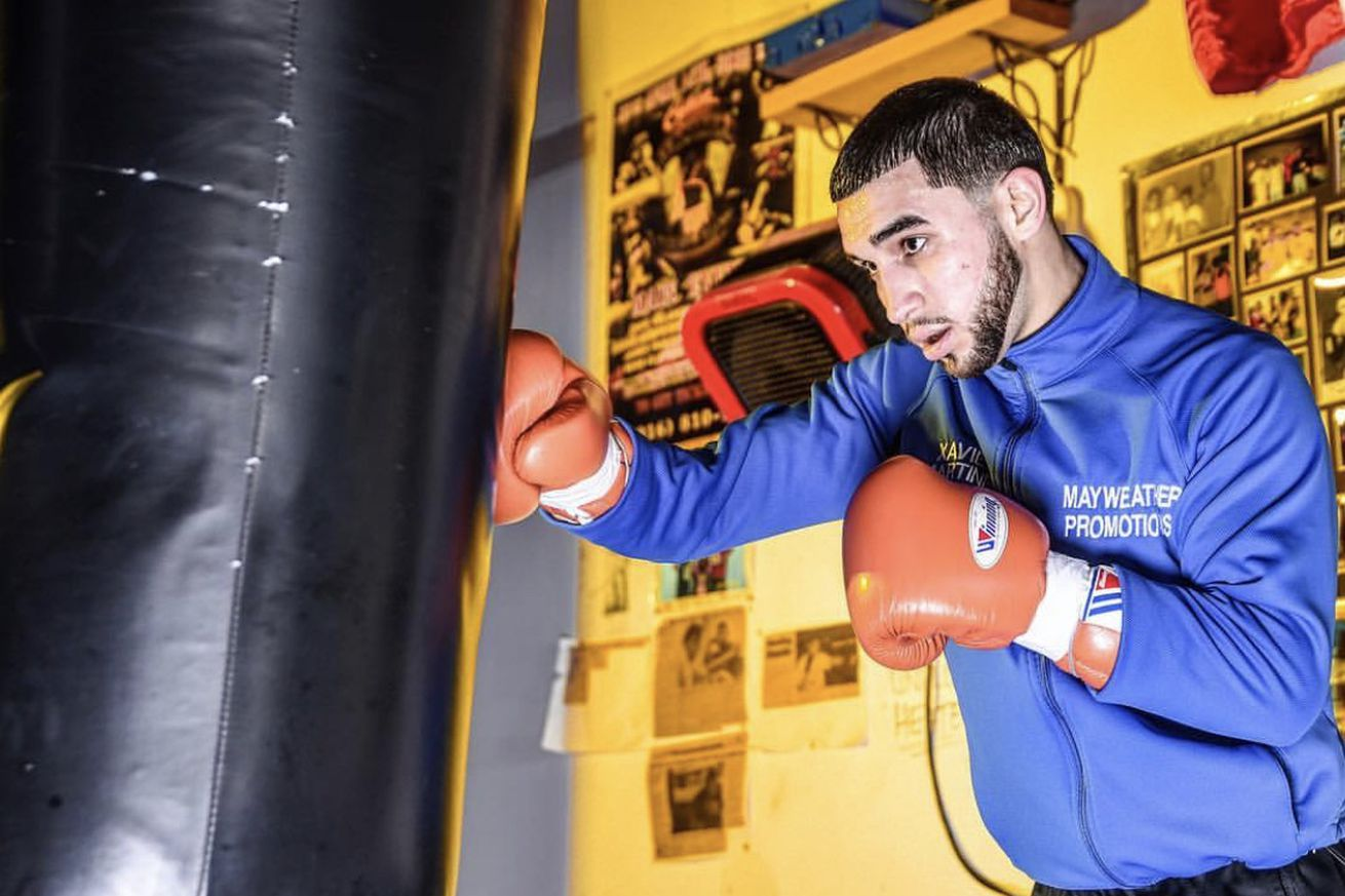 IMG 2149.0 - Martinez, Moralde discuss April 5 ShoBox fight