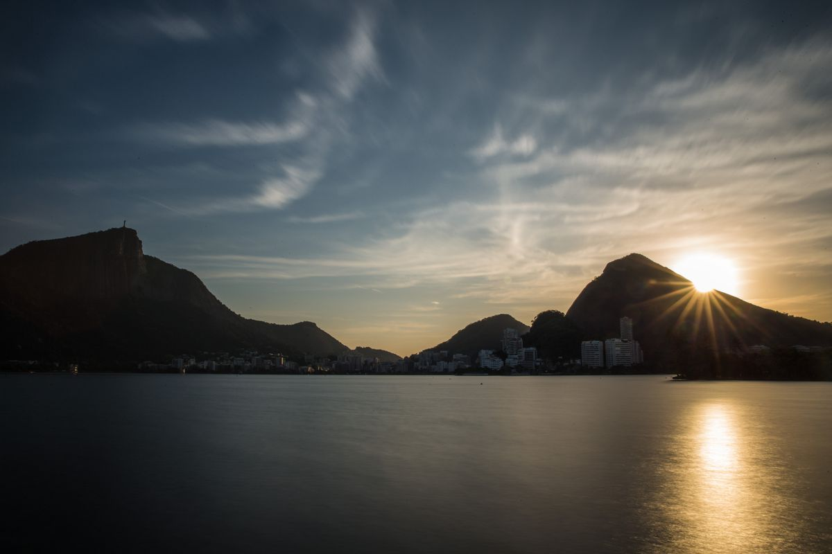 Daily Life in Rio During The Run Up To The Olympic Games
