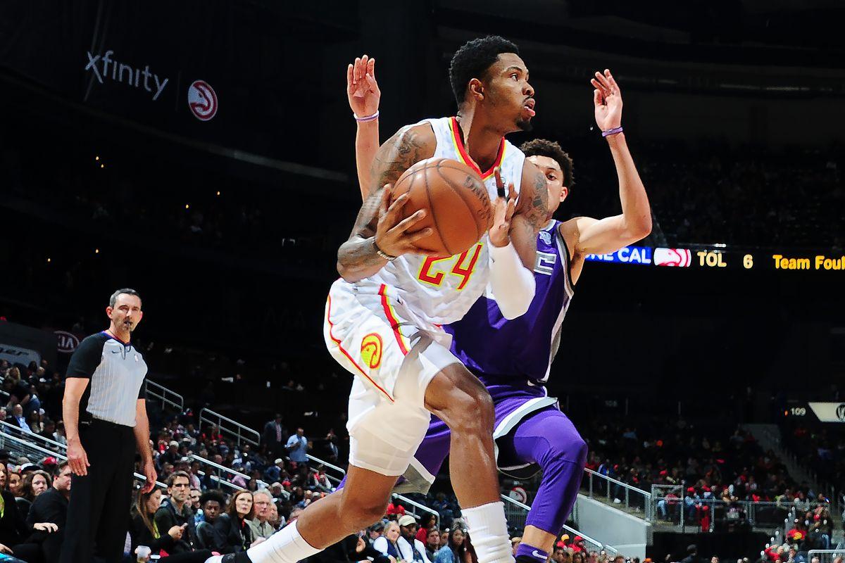 Sacramento Kings v Atlanta Hawks