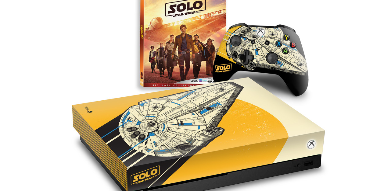 Solo: A Star Wars Story Xbox One X and movie giveaway - Polygon