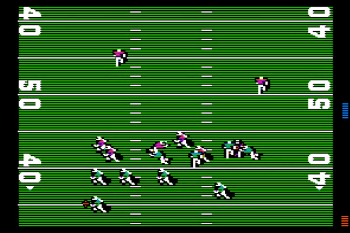 John Madden Football 1988