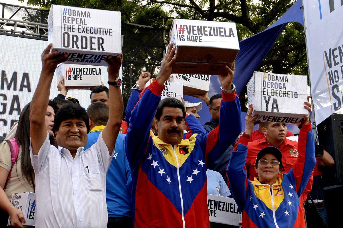 Maduro Venezuela petition