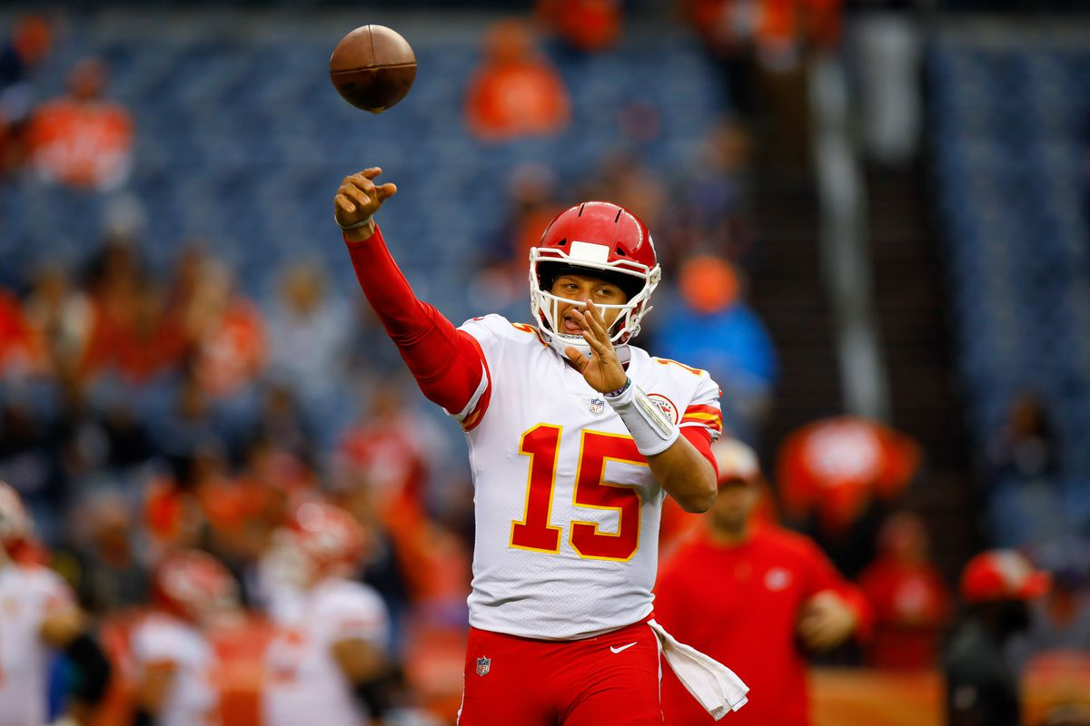 quality design aec84 22633 8 winners, 4 losers from Chiefs' win vs. Broncos on 'Monday ...