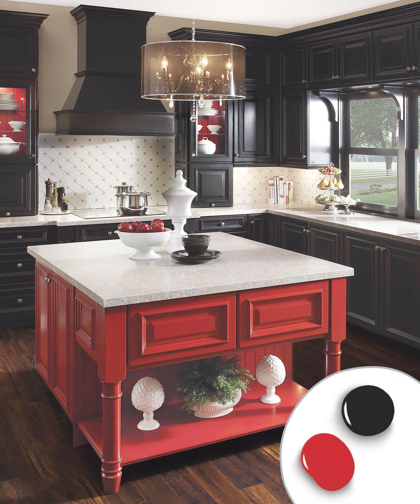 12 Kitchen Cabinet Color Ideas Two