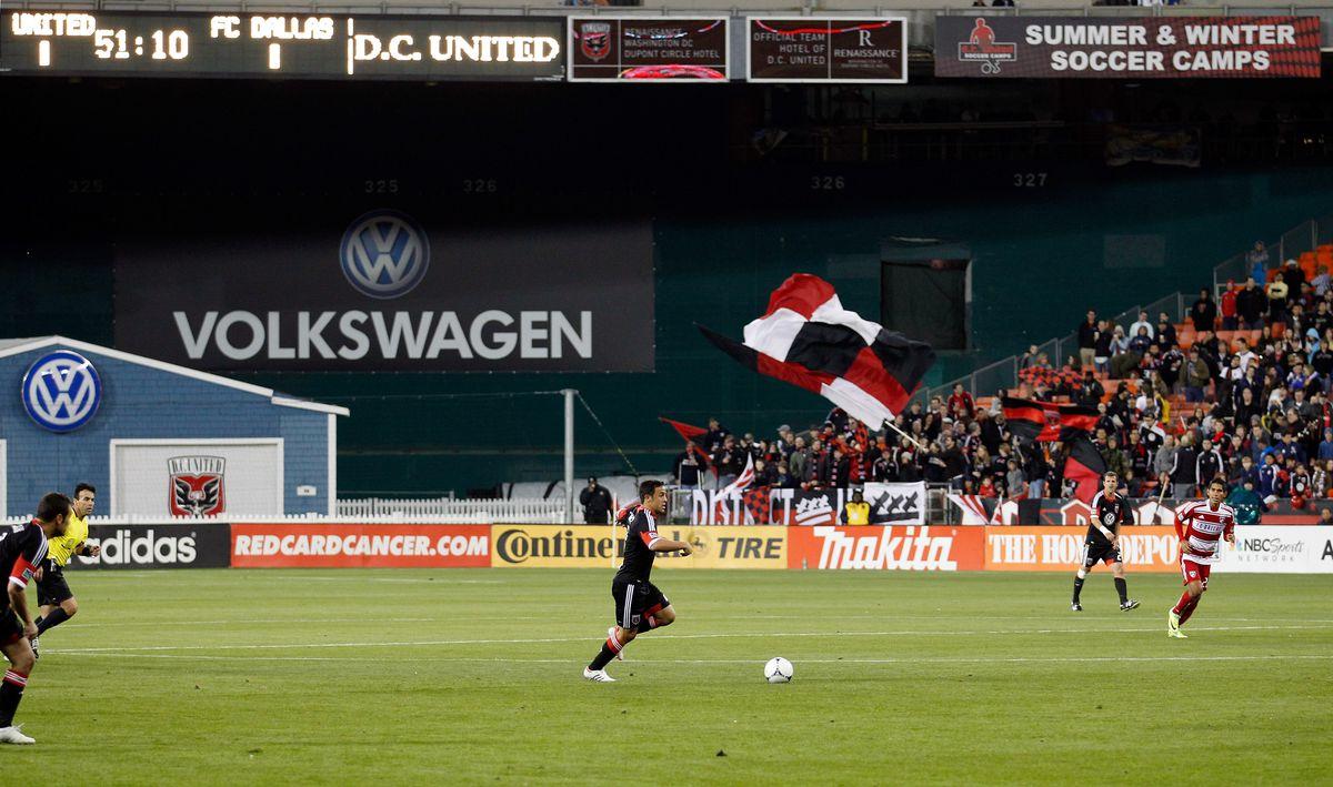 FC Dallas v DC United