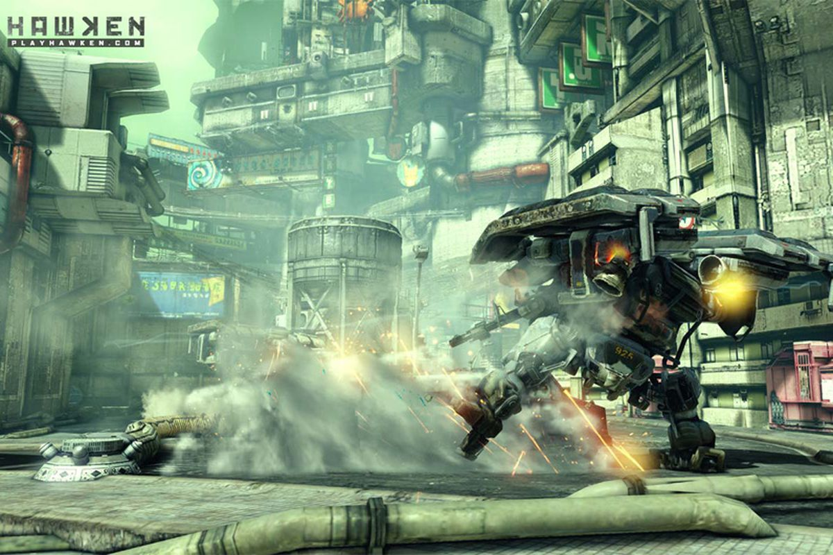 Hawken closed beta begins, brings updates - Polygon