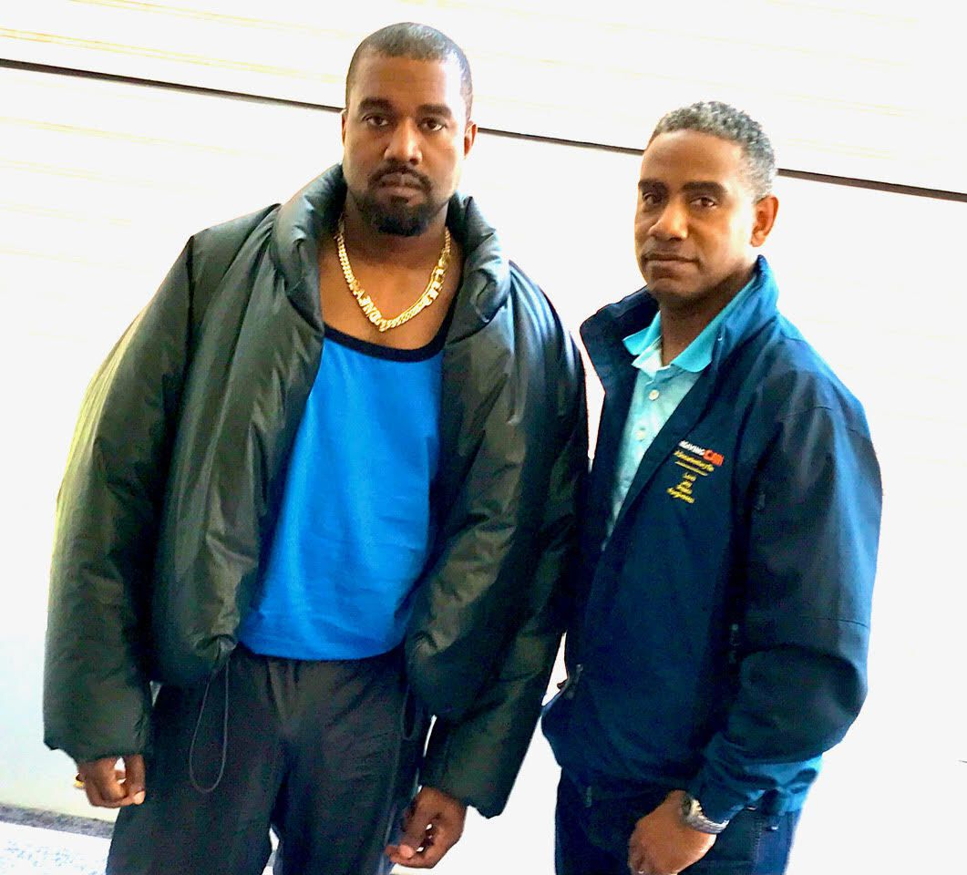 """Chicago State University Professor Garrard McClendon got a call. """"Get on a plane,"""" the professor of educational policy studieswas told. """"Kanye wants to see you."""" On the eve of releasing his new album, """"Donda,"""" West sought help from McClendon, author of """"Donda's Rules: The Scholarly Works of Dr.Donda West,""""on a philanthropic endeavor to honor his mom."""