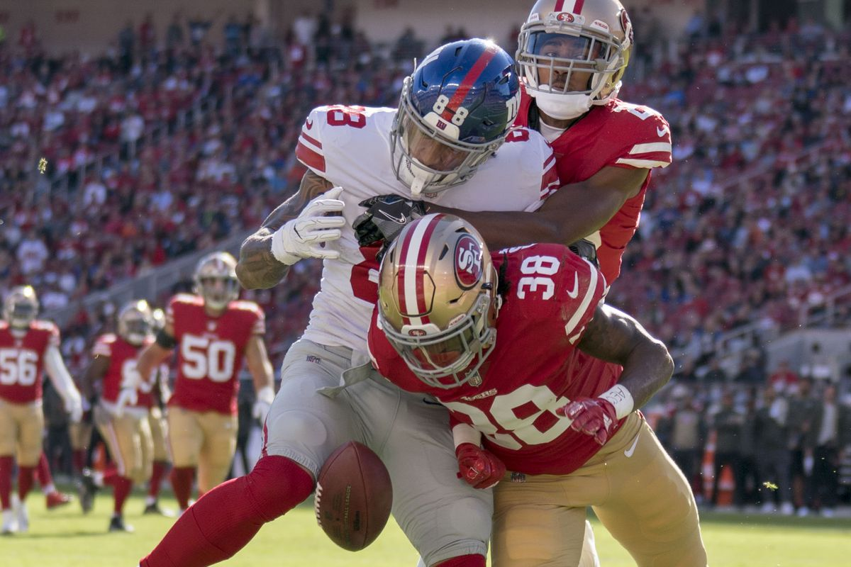 6b075525 Adrian Colbert says he'll be ready for Week 13 vs. Bears - Niners Nation