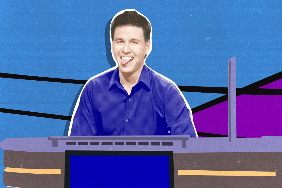The Incomparable Dominance of James Holzhauer's 'Jeopardy