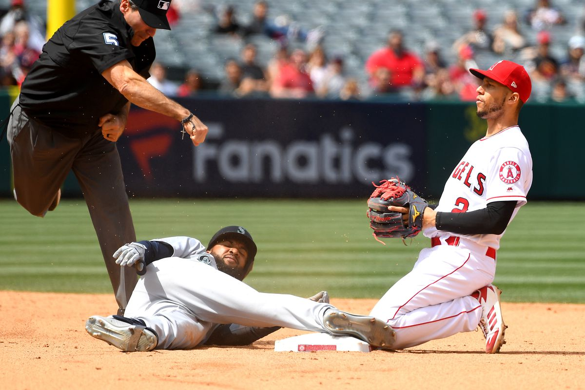 Angels flip script on Mariners, hit more HRs, win