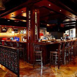 McFadden's back bar