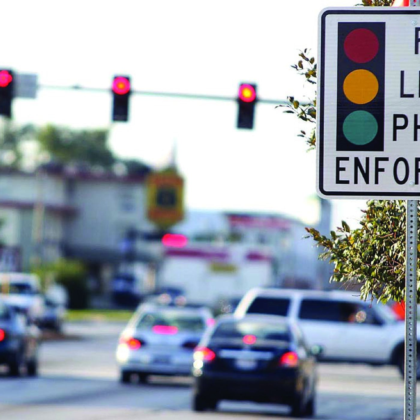 Editorial Red Light Camera A Cash Grab In Lakemoor